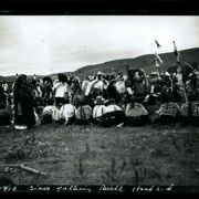 Sioux-gathering-Bull-Head-SD-1913
