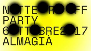 Notte oro off Party